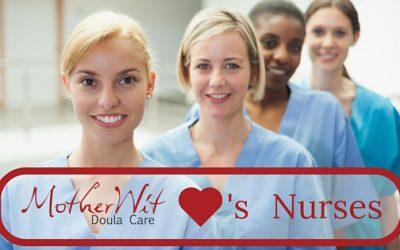A Doula's Love Letter to Nurses